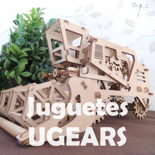 Juguetes UGEARS