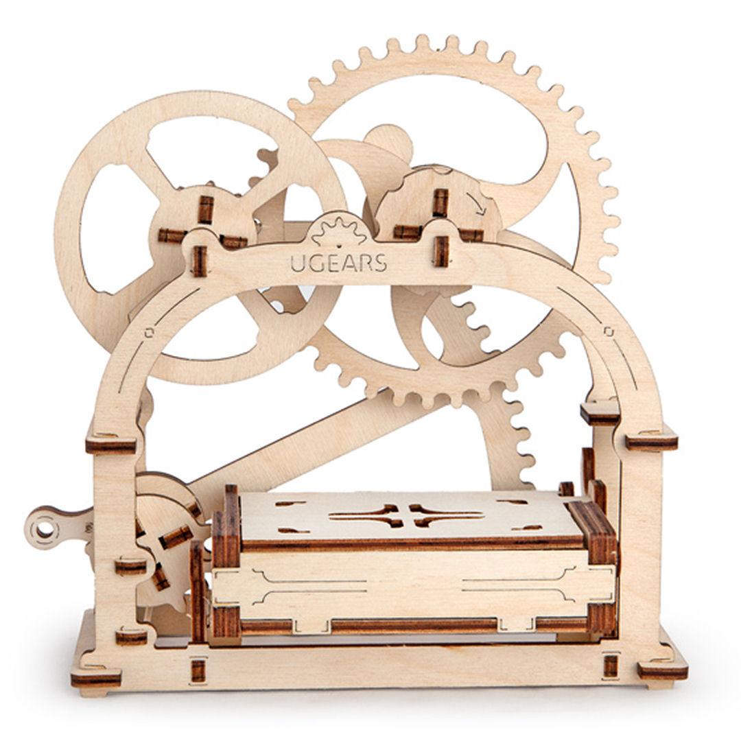 UGEARS Caja mecánica