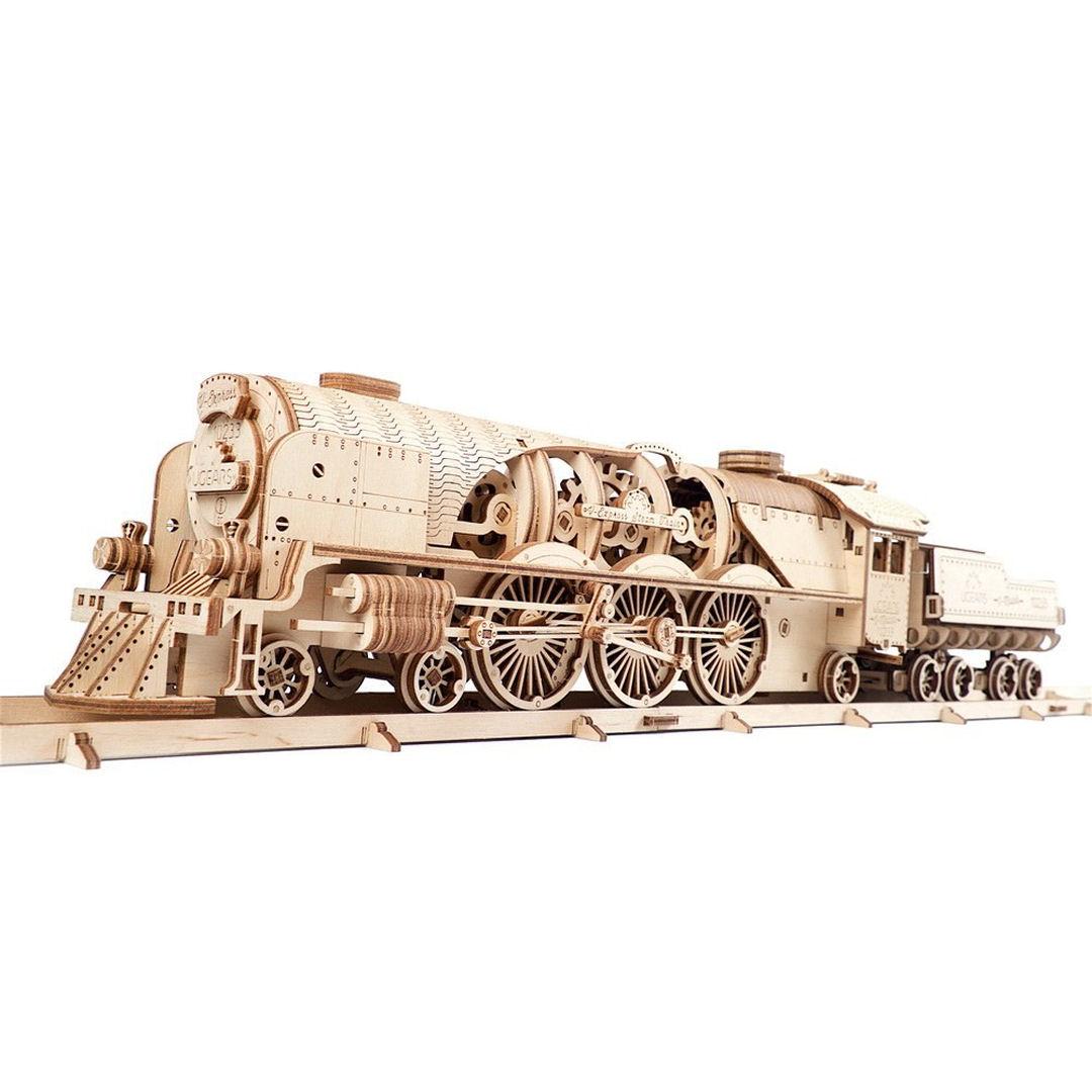 UGEARS Locomotora de vapor V-Express