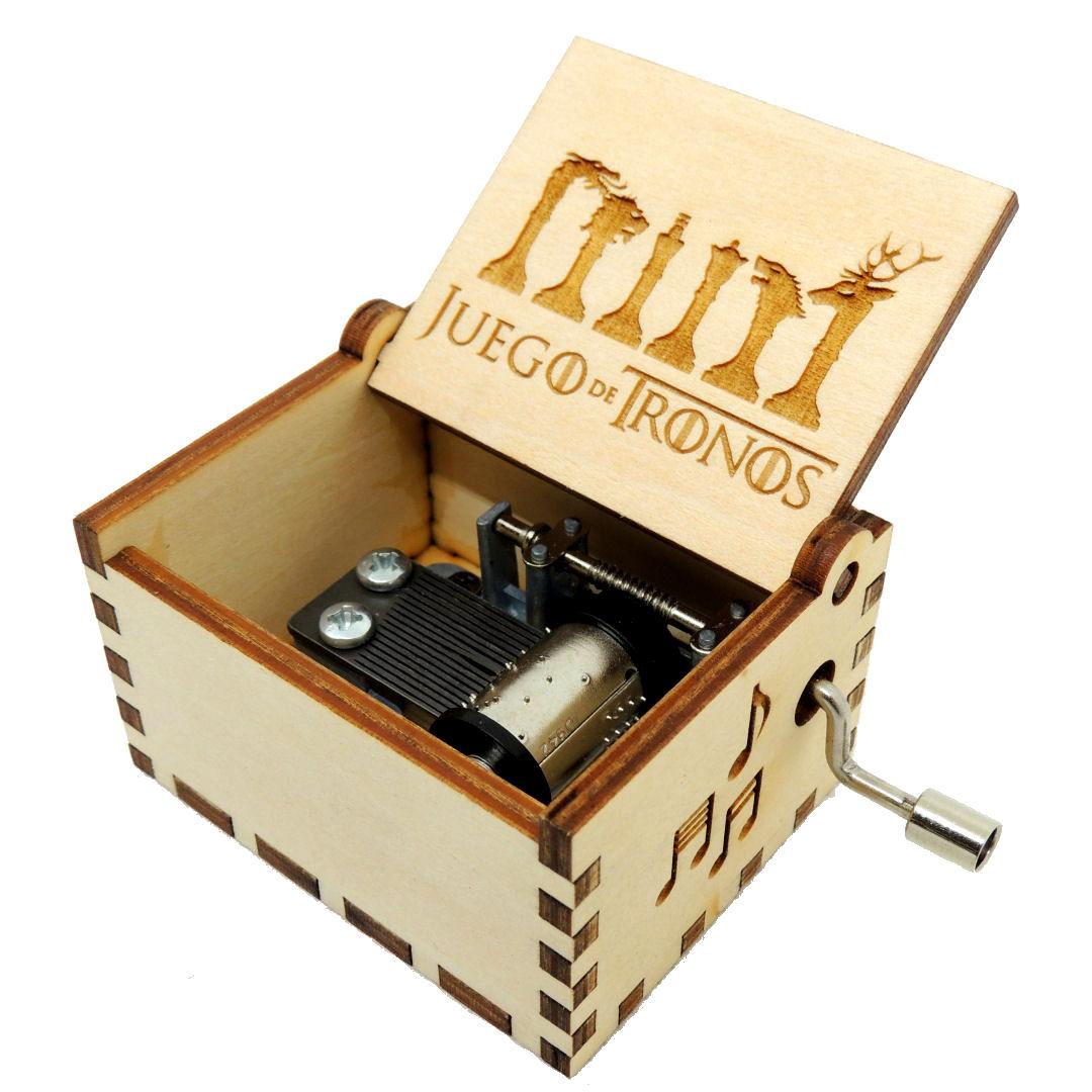 Caja Musica Juego de Tronos 01