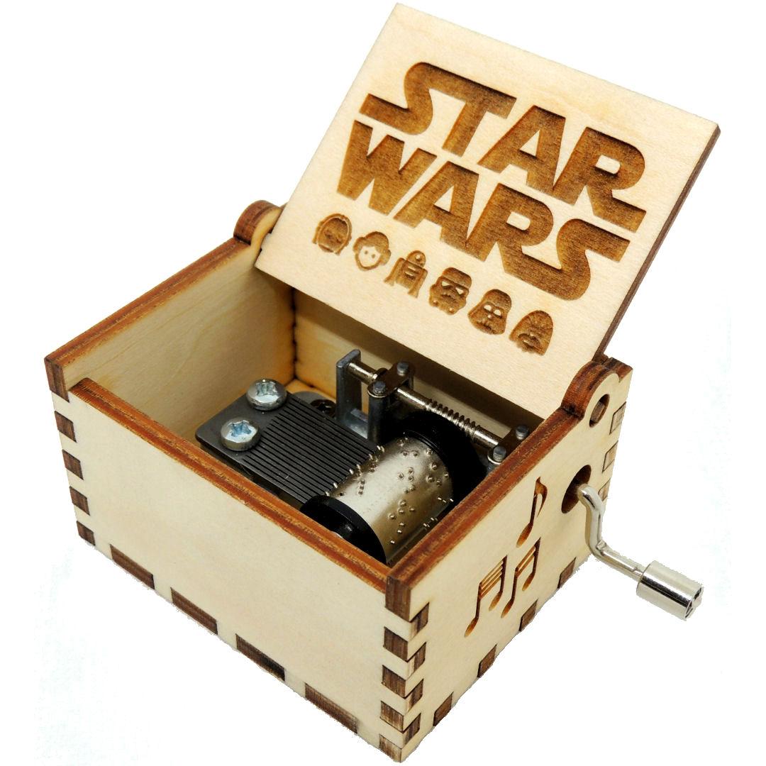 Caja Musica Star Wars 01