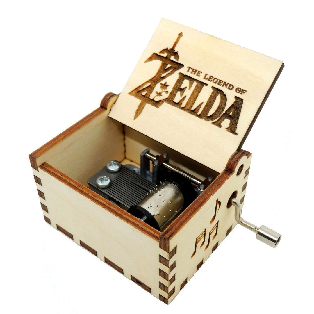 Caja Musica Zelda 01