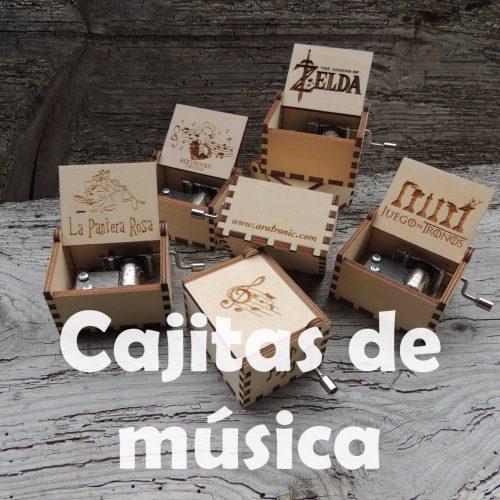 Cajitas de música