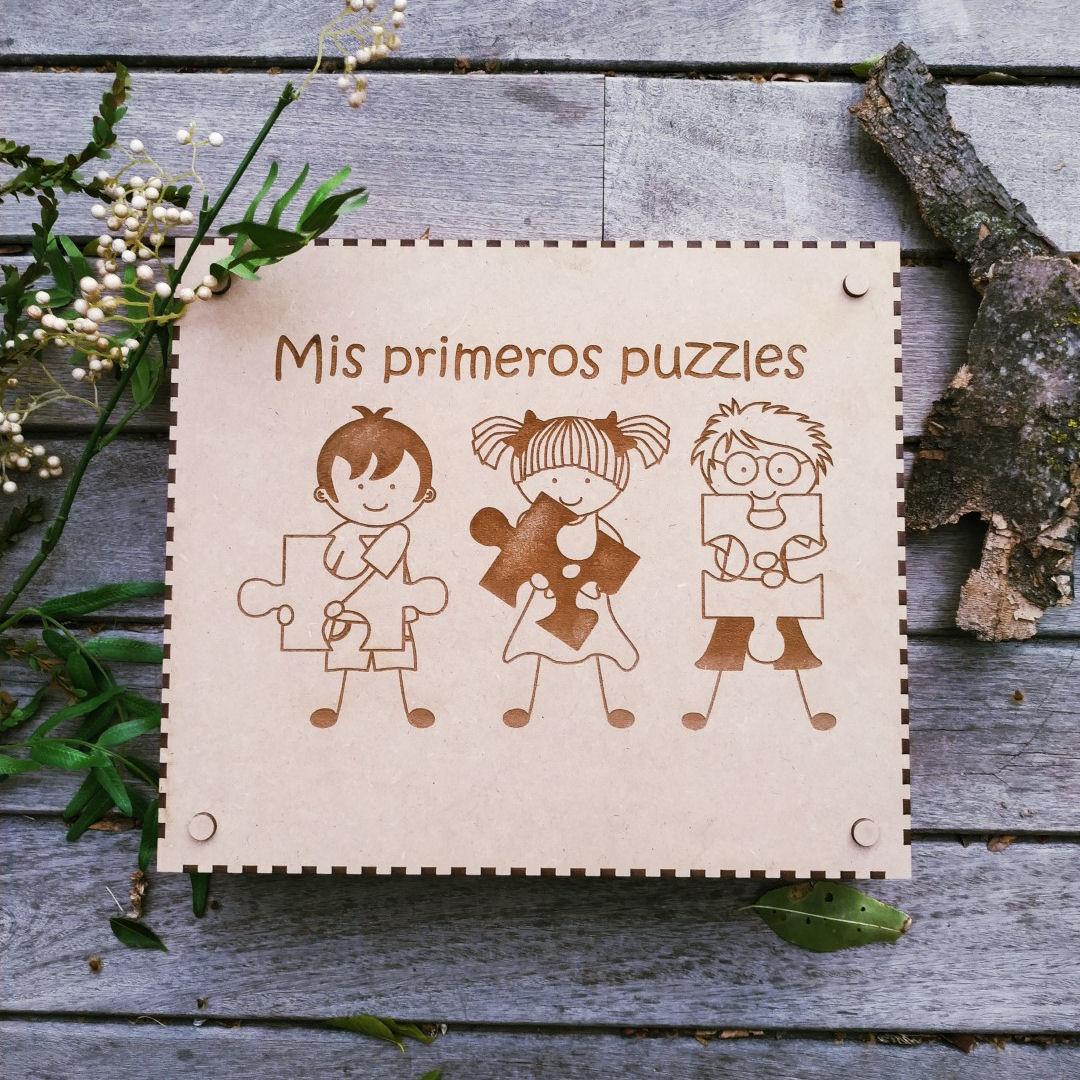 Pack Mis Primeros Puzzles